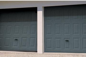 porte de garage basculante motorisée
